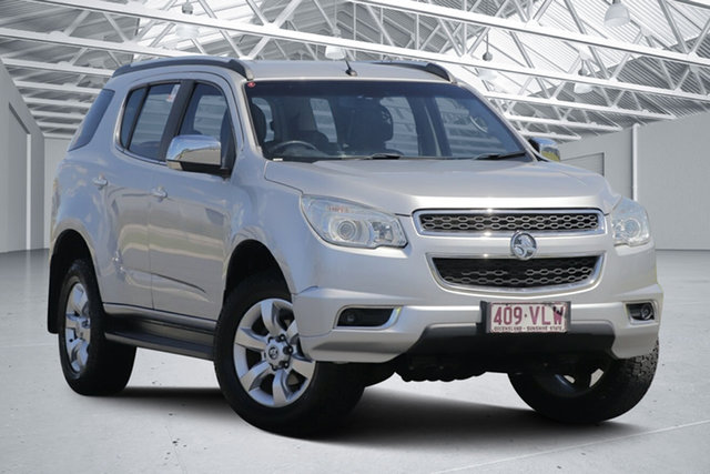 Used Holden Colorado 7 RG MY15 LTZ, 2015 Holden Colorado 7 RG MY15 LTZ Nitrate Silver 6 Speed Sports Automatic Wagon