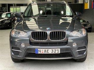 2013 BMW X5 E70 xDrive30d Grey Sports Automatic Wagon.