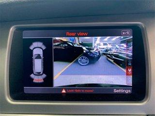 2014 Audi Q7 4L TDI Black Sports Automatic Wagon