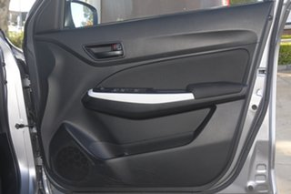 2018 Suzuki Swift AZ GL Navigator Silver 1 Speed Constant Variable Hatchback