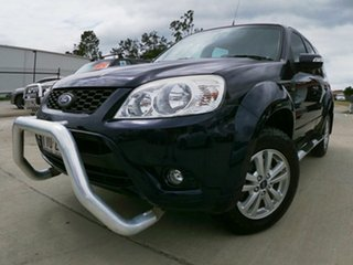 2010 Ford Escape ZD Blue 4 Speed Automatic Wagon.