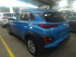 2019 Hyundai Kona OS.2 MY19 GO (FWD) Blue Lagoon 6 Speed Automatic Wagon.