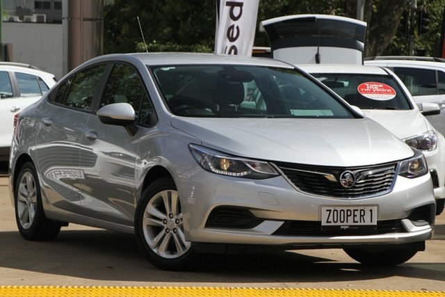Used Holden Astra BL MY18 LS, 2018 Holden Astra BL MY18 LS Silver 6 Speed Sports Automatic Sedan