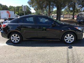 2010 Mazda 3 BL10F1 Maxx Sport Black 6 Speed Manual Sedan.
