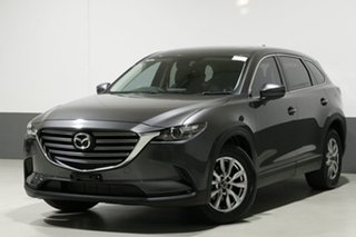 2016 Mazda CX-9 MY16 Touring (FWD) Grey 6 Speed Automatic Wagon.