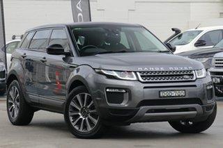 2017 Land Rover Range Rover Evoque L538 MY17 TD4 150 SE Corris Grey 9 Speed Sports Automatic Wagon.