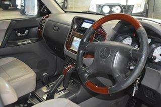 2006 Mitsubishi Pajero NS Exceed LWB (4x4) 5 Speed Auto Sports Mode Wagon.