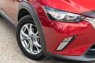 2015 Mazda CX-3 DK2W76 Maxx SKYACTIV-MT Red 6 Speed Manual Wagon.