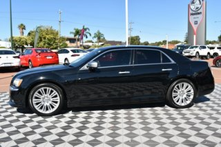 2013 Chrysler 300 LX MY13 C E-Shift Luxury Black 8 Speed Sports Automatic Sedan