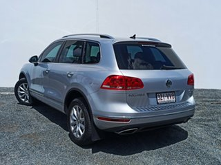 2015 Volkswagen Touareg 7P MY16 150TDI Tiptronic 4MOTION Silver 8 Speed Sports Automatic Wagon.