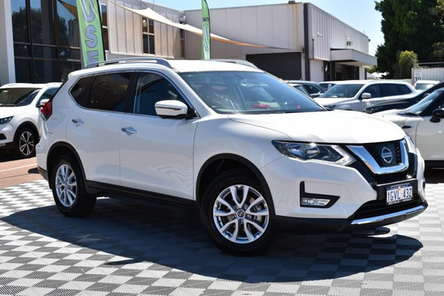 Used Nissan X-Trail T32 Series II ST-L X-tronic 2WD, 2019 Nissan X-Trail T32 Series II ST-L X-tronic 2WD White 7 Speed Constant Variable Wagon
