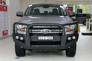 2019 Ford Ranger PX MkIII MY20.25 XLS 3.2 (4x4) Grey 6 Speed Automatic Double Cab Pickup