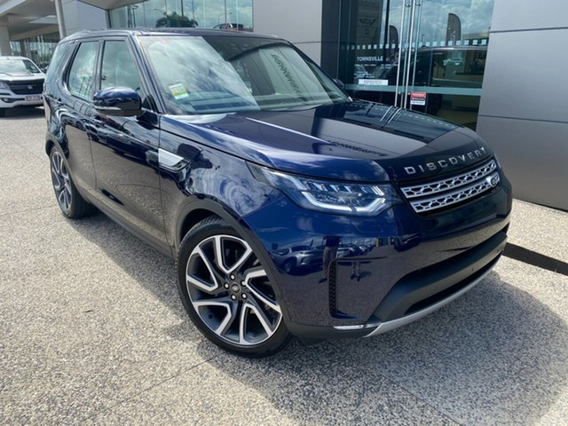 New Land Rover Discovery Series 5 L462 MY20 SD6 HSE, 2019 Land Rover Discovery Series 5 L462 MY20 SD6 HSE Portofino 8 Speed Sports Automatic Wagon