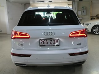 2017 Audi Q5 FY MY17 TDI S Tronic Quattro Ultra Sport White 7 Speed Sports Automatic Dual Clutch