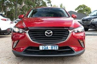 2015 Mazda CX-3 DK2W76 Maxx SKYACTIV-MT Red 6 Speed Manual Wagon