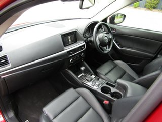 2017 Mazda CX-5 KE1032 Akera SKYACTIV-Drive i-ACTIV AWD Red 6 Speed Sports Automatic Wagon