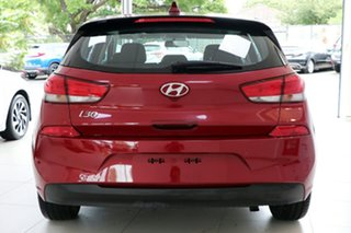 2018 Hyundai i30 PD2 Update Active Red 6 Speed Auto Sequential Hatchback