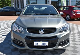 2014 Holden Commodore VF MY14 SV6 Grey 6 Speed Sports Automatic Sedan