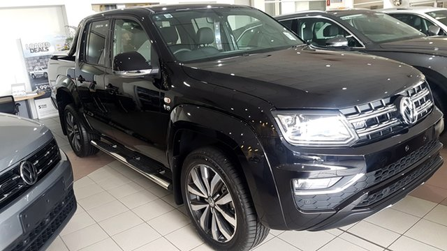 New Volkswagen Amarok 2H MY20 Ultimate, New Amarok TDI580 ULTIMATE 4MOTION Dual Cab Ute 8 Spd Auto