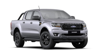 2020 Ford Ranger TH MY20.25 Sport (Limited Edition) Aluminium Silver 6 Speed Automatic Utility