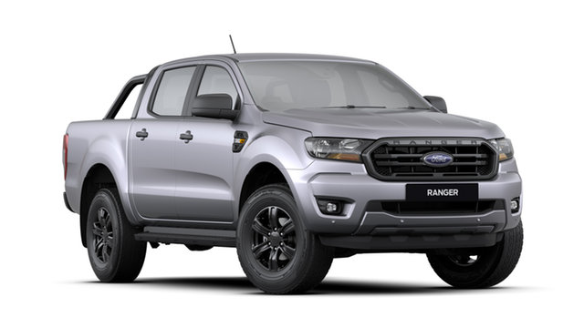 New Ford Ranger  Sport (Limited Edition), 2020 Ford Ranger TH MY20.25 Sport (Limited Edition) Aluminium Silver 6 Speed Automatic Utility