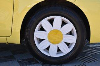 2010 Toyota Yaris NCP90R MY10 YR Yellow 5 Speed Manual Hatchback
