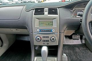 2008 Ford Falcon BF Mk II XL Ute Super Cab Winter White 4 Speed Sports Automatic Utility