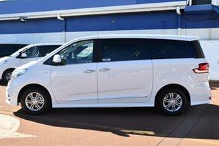 2021 LDV G10 SV7A Executive Blanc White 6 Speed Sports Automatic Wagon