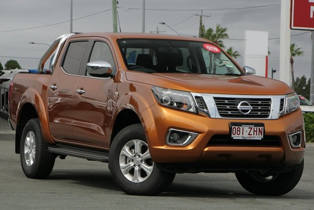 Demo Nissan Navara D23 S4 MY19 ST, 2019 Nissan Navara D23 S4 MY19 ST Hornet Gold 7 Speed Sports Automatic Utility