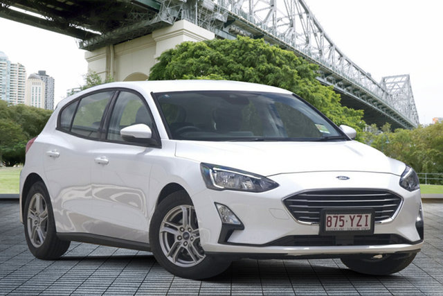 Used Ford Focus SA 2019.25MY Trend, 2019 Ford Focus SA 2019.25MY Trend White 8 Speed Automatic Hatchback