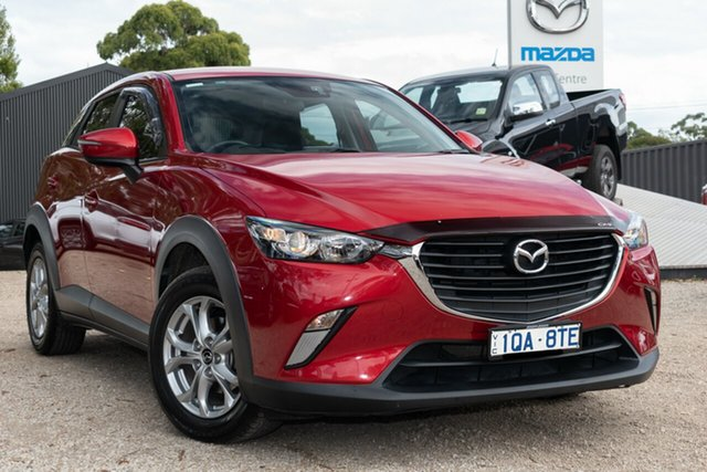 Used Mazda CX-3 DK2W76 Maxx SKYACTIV-MT, 2015 Mazda CX-3 DK2W76 Maxx SKYACTIV-MT Red 6 Speed Manual Wagon