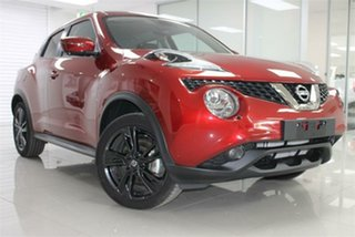 2019 Nissan Juke F15 TI-S Red 1 Speed Constant Variable Hatchback