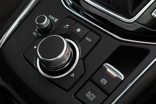 2020 Mazda CX-5 KF4WLA Akera SKYACTIV-Drive i-ACTIV AWD Blue 6 Speed Sports Automatic Wagon