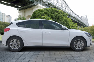 2019 Ford Focus SA 2019.25MY Trend White 8 Speed Automatic Hatchback.