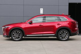 2021 Mazda CX-9 TC Azami SKYACTIV-Drive Soul Red Crystal 6 Speed Sports Automatic Wagon