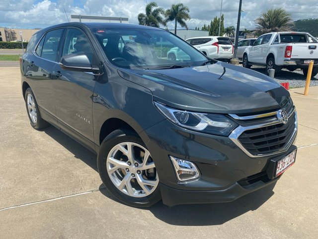 Used Holden Equinox EQ MY18 LT FWD, 2018 Holden Equinox EQ MY18 LT FWD Grey 9 Speed Sports Automatic Wagon