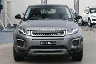 2017 Land Rover Range Rover Evoque L538 MY17 TD4 150 SE Corris Grey 9 Speed Sports Automatic Wagon