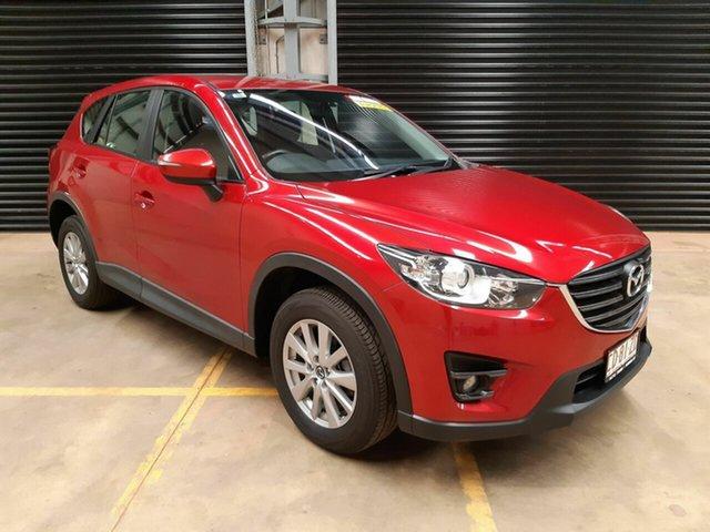 Used Mazda CX-5 KE1032 Maxx SKYACTIV-Drive i-ACTIV AWD, 2016 Mazda CX-5 KE1032 Maxx SKYACTIV-Drive i-ACTIV AWD Red 6 Speed Sports Automatic Wagon