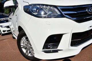 2021 LDV G10 SV7A Executive Blanc White 6 Speed Sports Automatic Wagon.