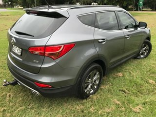 2013 Hyundai Santa Fe DM MY14 Active Titanium 6 Speed Sports Automatic Wagon