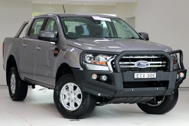Used Ford Ranger PX MkIII MY20.25 XLS 3.2 (4x4), 2019 Ford Ranger PX MkIII MY20.25 XLS 3.2 (4x4) Grey 6 Speed Automatic Double Cab Pickup
