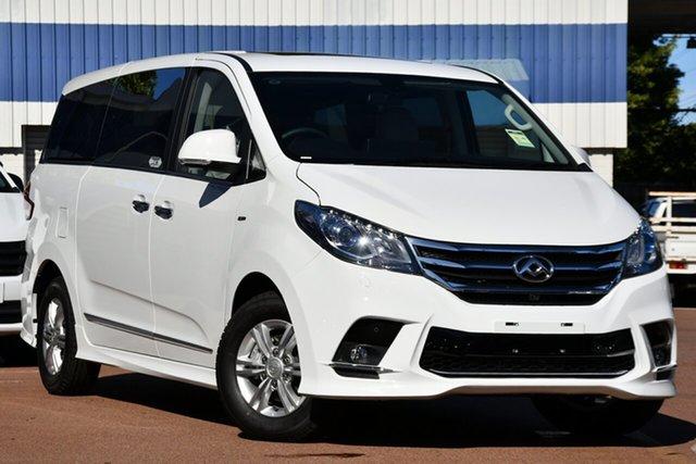 New LDV G10 SV7A Executive Victoria Park, 2021 LDV G10 SV7A Executive Blanc White 6 Speed Sports Automatic Wagon