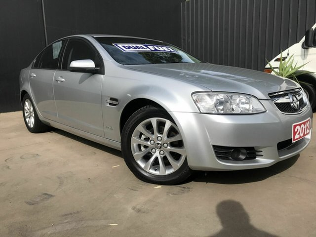 Used Holden Berlina VE II Dual Fuel, 2011 Holden Berlina VE II Dual Fuel Silver 4 Speed Automatic Sedan