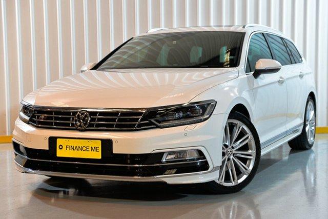 Used Volkswagen Passat 3C (B8) MY16 132TSI DSG Comfortline, 2016 Volkswagen Passat 3C (B8) MY16 132TSI DSG Comfortline White 7 Speed
