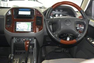 2006 Mitsubishi Pajero NS Exceed LWB (4x4) 5 Speed Auto Sports Mode Wagon