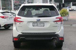 2019 Subaru Forester MY20 2.5I Premium (AWD) Crystal White Pearl Continuous Variable Wagon