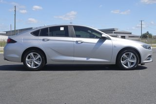 2018 Holden Commodore ZB LT Silver 9 Speed Automatic Liftback