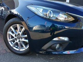 2014 Mazda 3 BM5276 Maxx SKYACTIV-MT Blue 6 Speed Manual Sedan.