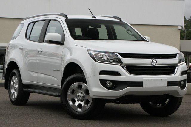Used Holden Trailblazer RG MY20 LT, 2019 Holden Trailblazer RG MY20 LT White 6 Speed Sports Automatic Wagon