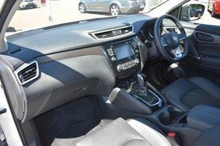 2019 Nissan Qashqai J11 Series 2 ST-L X-tronic White 1 Speed Constant Variable Wagon